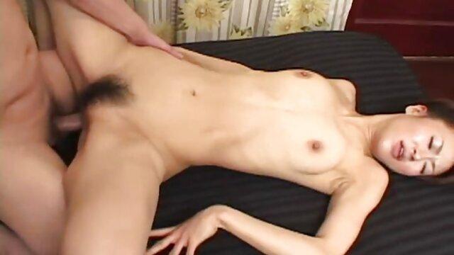 La sexy británica Ava Dalush folla en el quiero ver porno en español casting con un chico